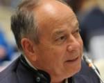 Luigi Compagna ricorda Alfredo Reichlin nell'Aula del Senato