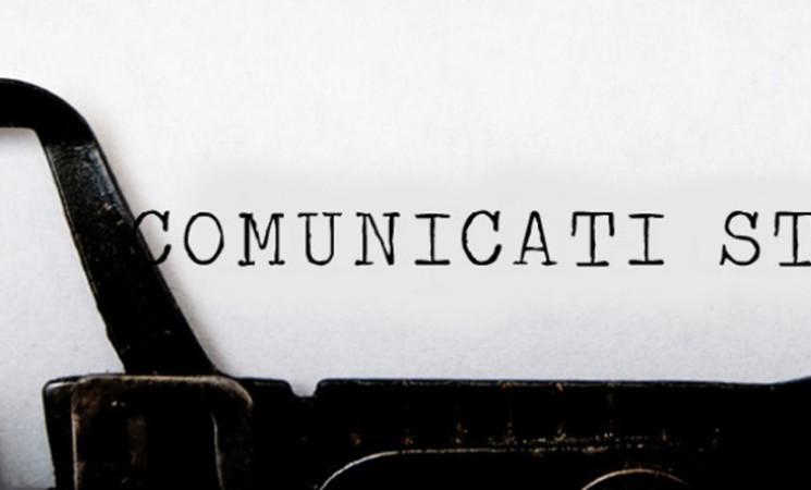 Comunicati Stampa
